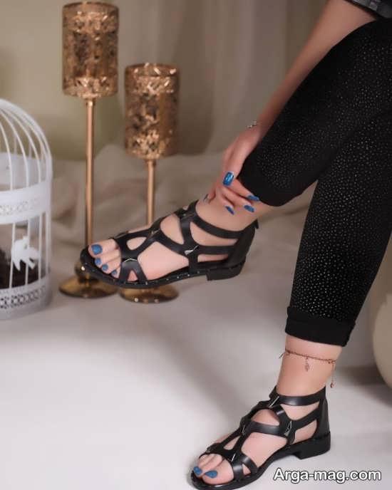 ۵۵ مدل کفش دخترانه تابستانی برای سلیقه های مختلف