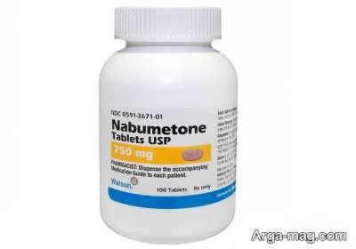 روش استفاده از داروی نابومتون