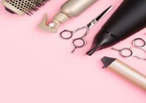 ابزارهای مورد نیاز برای آرایش مو