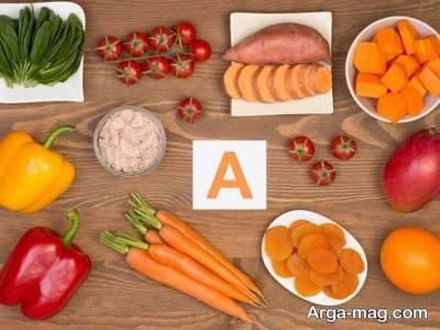برای درمان جوش ها از ویتامین a استفاده کنید.