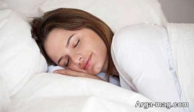 برای داشتن پوستی بهتر بیش تر بخوابید.