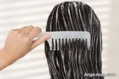 روش های باز کردن موهای گره خورده