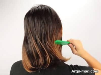 از بین بردن گره خوردگی مو با چند راهکار