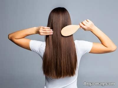 باز کردن موی گره خورده با روش های مفید و موثر