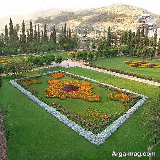 بوستان جهان نما در شهر شیراز