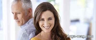 ازدواج مرد مسن با دختر جوان