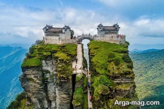 طبیعت دیدنی فانجینگ