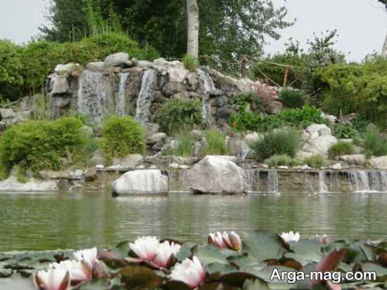 دیدنی باغ گل اصفهان