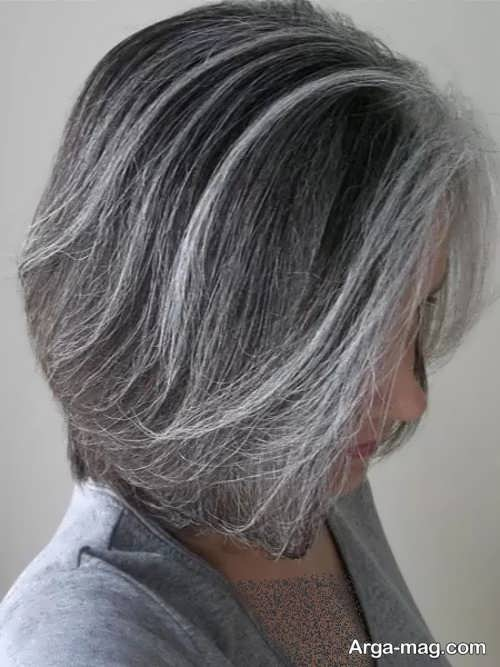 رنگ مو زنانه جو گندمی شیک