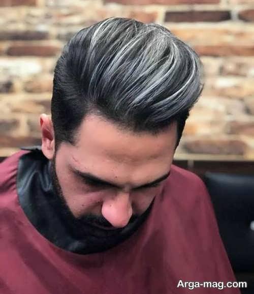 مدل رنگ موی مردانه