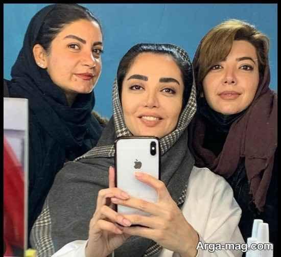 عکس های منتشر شده پشت صحنه نون خ توسط هدی استواریعکس های منتشر شده پشت صحنه نون خ توسط هدی استواری