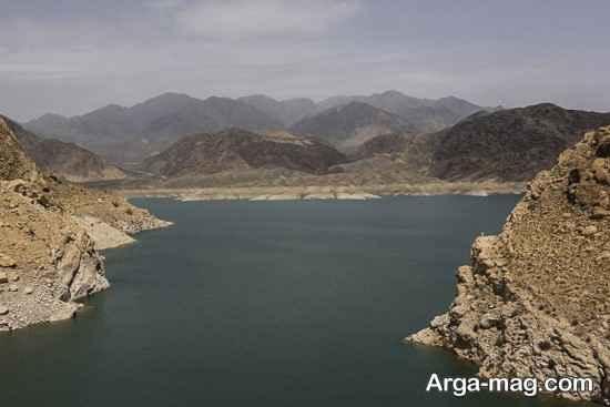 دریاچه جیرفت