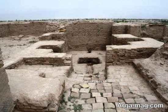 محوطه باستانی جیرفت