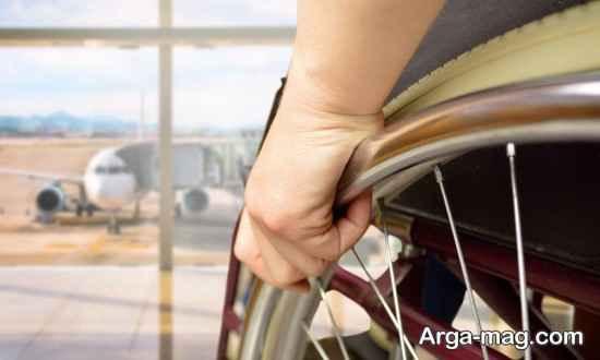 سفر معلولان با هواپیما