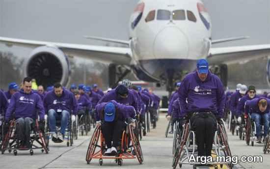 مشکلات سفر هوایی معلولین