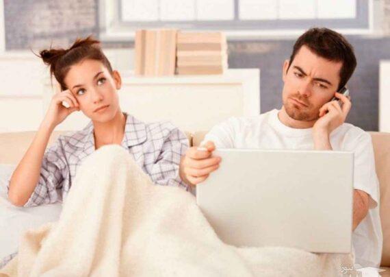 دلایل سرد شدن مرد در رابطه