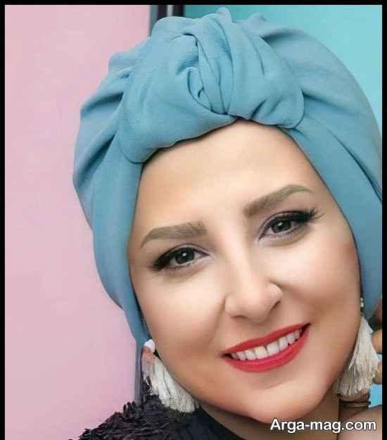 marjaneh golchin botimar 8 - عکس های مرجانه گلچین بازیگر سریال بوتیمار