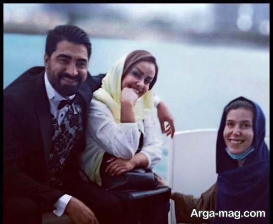 عکس های محمدرضا علیمردانی و همسرش