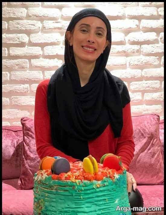 عکس های جشن تولد سحر زکریا در 47 سالگی