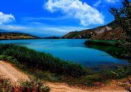 طبیعت دریاچه ولشت