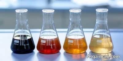 بررسی مصارف دیگر اسید چوب