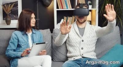 واقعیت مجازی در درمان ترس از فضای باز