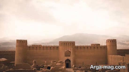 معرفی قلعه ی تاریخی و قدمت دار راین