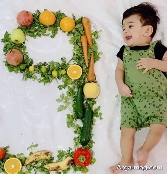 انواع دلنشین ماهگرد نوزاد