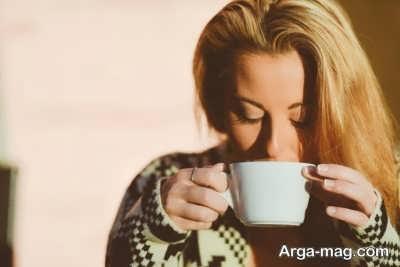 مقایسه خواب با مصرف کافئین
