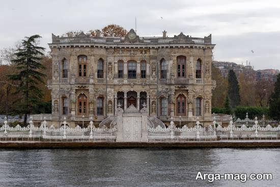 معرفی قصر باشکوه بیلربیی