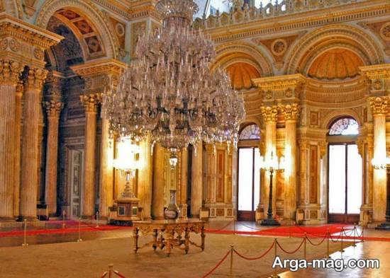 آشنایی با کاخ بیلربیی