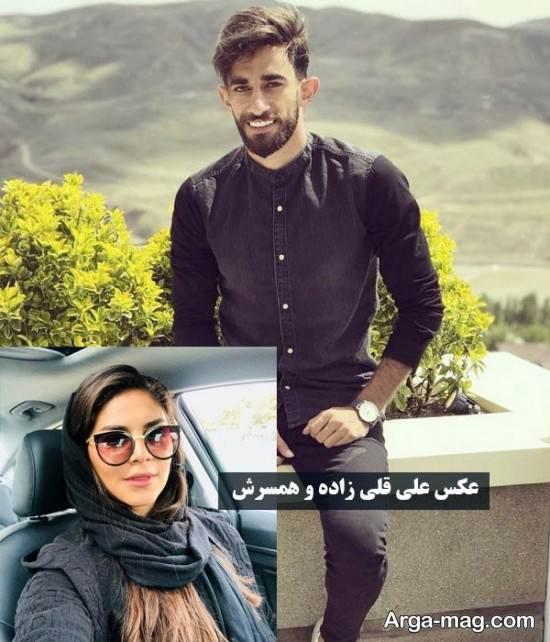 زندگینامه علی قلی زاده و یاسمین فرمانی