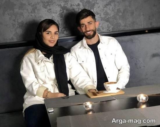 شرح حال علی قلی زاده و همسرش