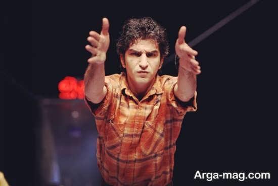 بیوگرافی مهدی صباغی بازیگر نقش عماد در میخواهم زنده بمانم