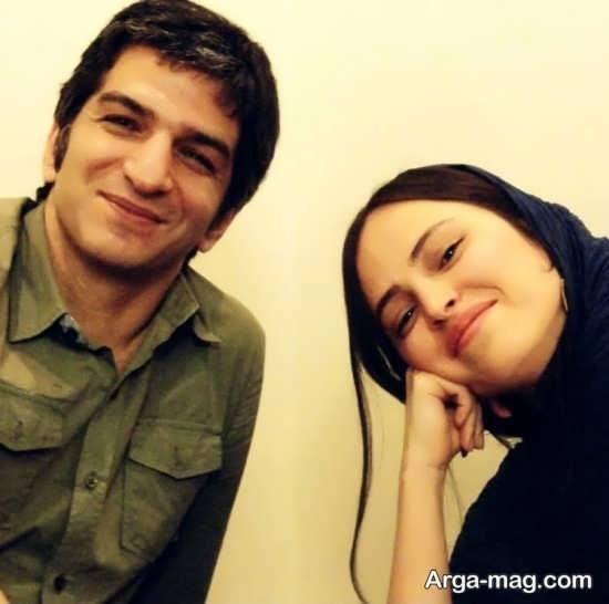 زندگینامه مهدی صباغی و همسرش
