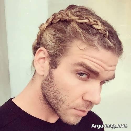 مدل بافت موی پسرانه