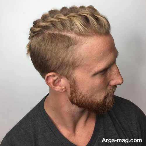 مدل بافت مو برای پسران