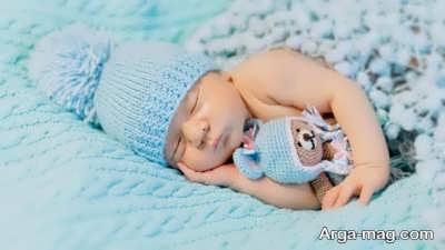 نگهداری و مراقبت از نوزاد تازه متولد شده