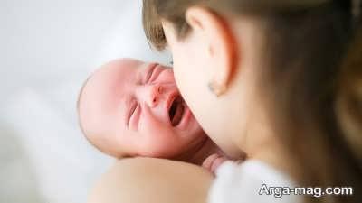 شیوه نگهداری از نوزاد