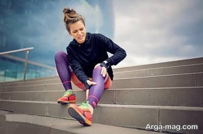 علت آسیب اسپاسم عضلانی