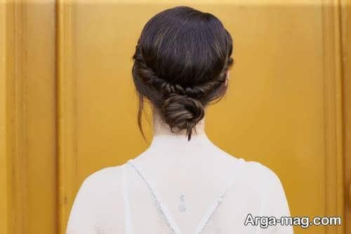 شینیون زیبا روسی