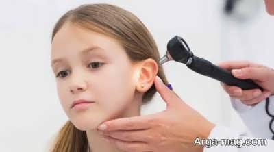نوع جرم گوش کودکان