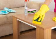 تمیز کردن وسایل چوبی با روش های کاربردی