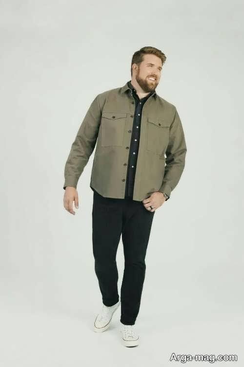 مدل ست لباس شیک برای افراد چاق