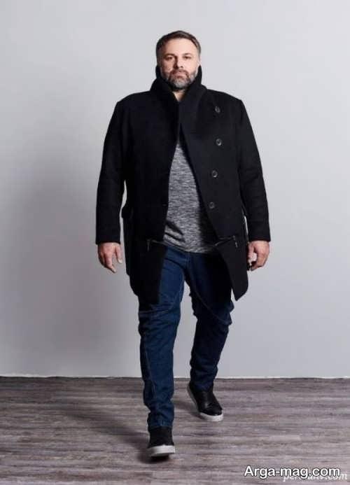 ست لباس شیک برای افراد چاق
