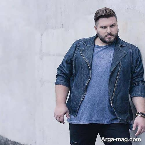 ست لباس مردانه برای افراد چاق