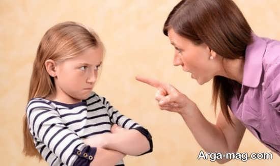 علت بروز مشکل نافرمانی مقابله ای