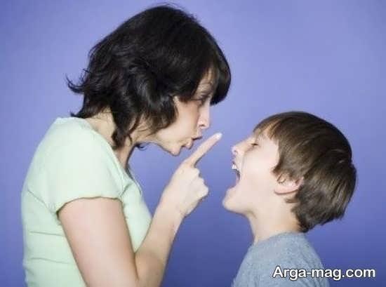 علل ایجاد بیماری نافرمانی مقابله ای در کودکان