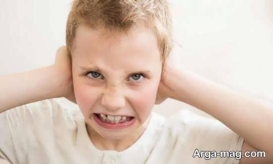 دلیل بیماری نافرمانی مقابله ای کودک