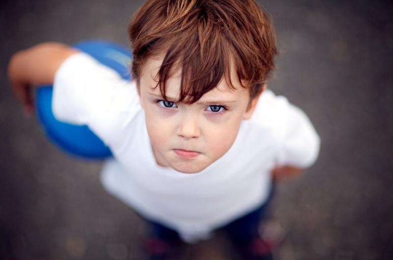 علل ایجاد اختلال نافرمانی مقابله ای کودکان